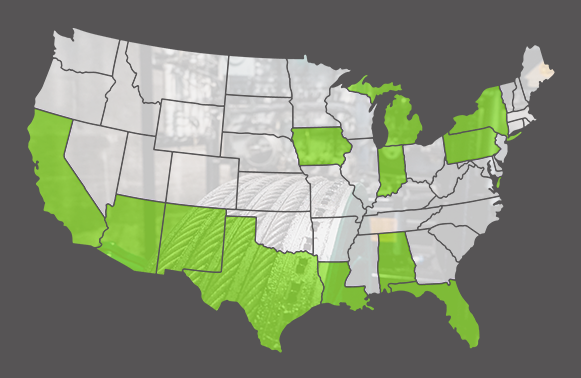 esi overlay map